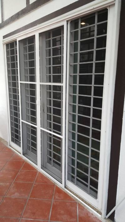 Terrace house and condominium security mosquito net ��Ԣס�ҷ��÷�����