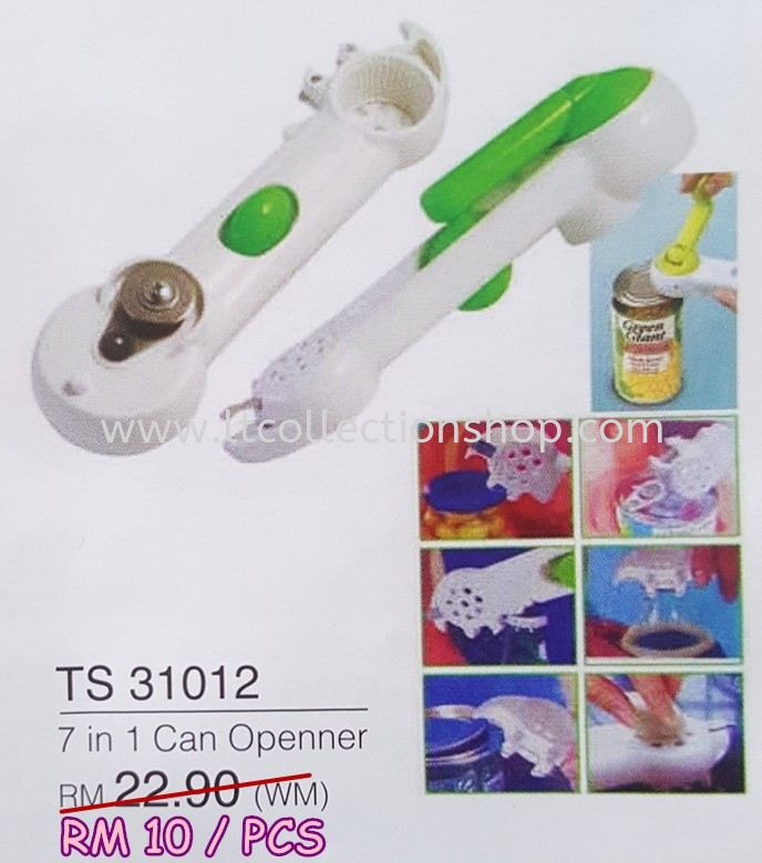 TS 31012 HOUSEWARE PROMOTION UP TO 60% ONLINE SHOPPING PRODUCT