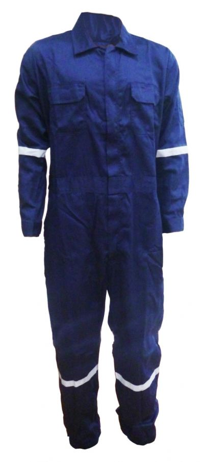 AIM COTTON COVERALL - 1 LINE -
