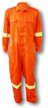 AIM COTTON COVERALL - 3 LINE -  Coverall & Jacket FULL BODY HARNESS
