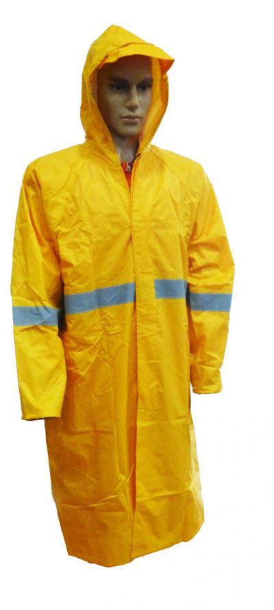 AIM RAINCOAT WITH LINING ARC-RC201/Y(L)