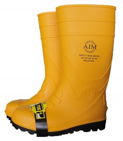 AIM SAFETY RAIN BOOT ARB-8102