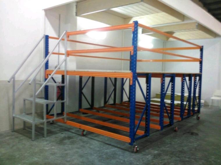 Custom Made Mobile Platform