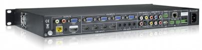 HD Scaler Switcher (SC121D) Kodio Visual System Audio Visual System