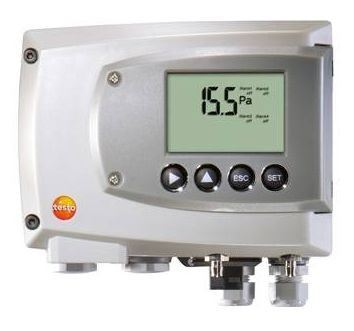 Testo 6351 - Differential Pressure Transmitter for Industry