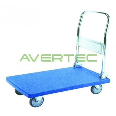 Single Deck Plastic Hand Truck - PB101