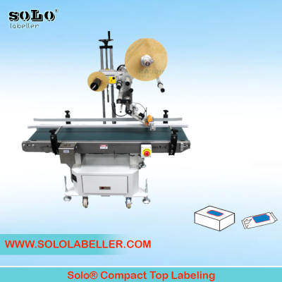 Compact Top Labelling Machine