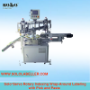 Wrap Around Labeling Machine with Pick and Paste (Servo Rotary Indexing) Customized Labelling