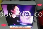 LED Box Signage  LED Signage
