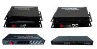 HDTVI To Fiber Converters (KOC Series) Kodio HD-TVI CCTV CCTV