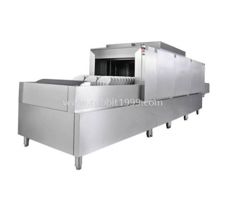 FLIGHT TYPE DISH WASHER (GT-FTC)