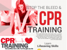 EWCPR-01 CRP & AED Training  FIRST AID