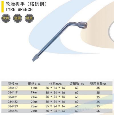 Tyre Wrench