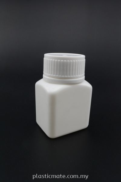 90ml Pharmaceutical Tablet / Capsule Bottles : 3141