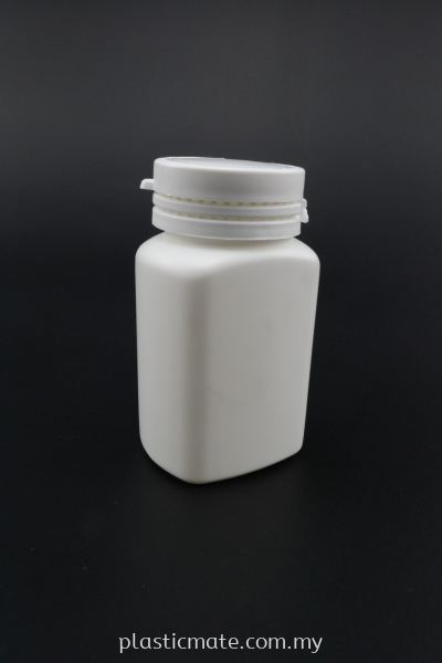 90ml Pharmaceutical Tablet / Capsule Bottles : 3481