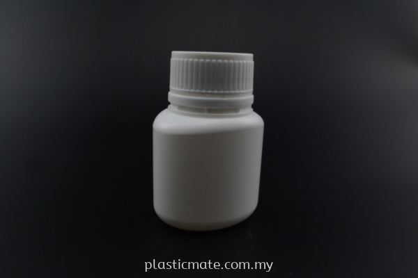 100ml Pharmaceutical Tablet / Capsule Bottles : 3607