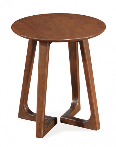 Francisco Round End Table