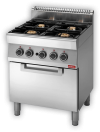 Function 600-650-700 series Function Series Cooking Ranges