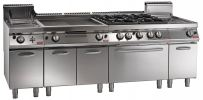 Pratika 700-900 series Pratika Series Cooking Ranges
