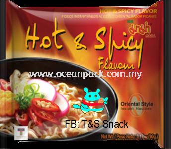 #Mama #InstantNoodle #OrientalKitchen #Hot&Spicy