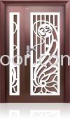 UmmAl-Quwain Security Door