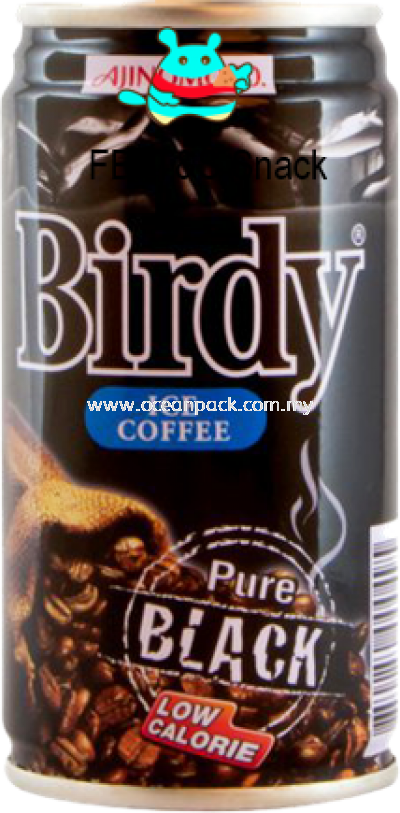 #Birdy #Coffee #PureBlack