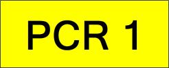 PCR1 Super VVIP Plate