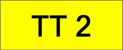 TT2 Superb Classic Plate