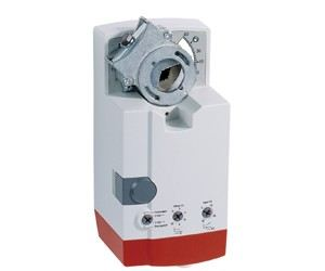 CN20, CN34 SERIES NON-SPRING RETURN DIRECT-COUPLED DAMPER ACTUATORS FOR MODULATING AND FLOATING / 2-