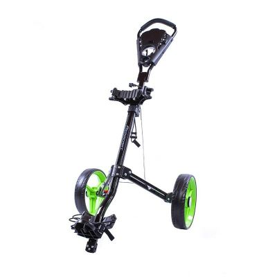 ALUM 2-WHEELS TROLLEY