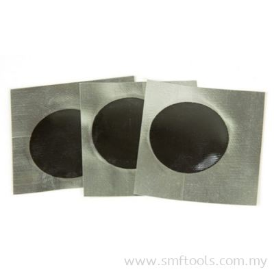 1 3/8in (35mm) X-tra Small Round Foil Back Patch