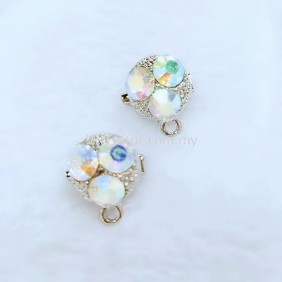 Baby Brooch with Hole, Code X131#, 10pcs/pack