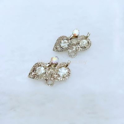 Baby Brooch with Hole, Code X20#, 10pcs/pack
