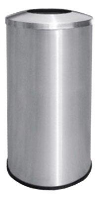 STAINLESS STEEL OPEN TOP BIN - RAB-052/OT