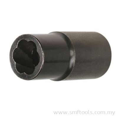 Dual Sided Twist Socket Lug Nut Remover