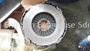 DISC PAD COVER REPLACE CLUTCH DISC PLATE REPAIR & SERVICES TRUCK