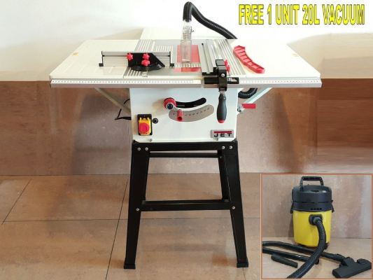 """Jet JTS-10 10"""" Wood Working Table Saw ID888978"""