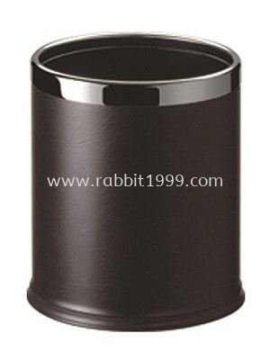 POWDER COATING ROUND WASTE BIN - double layer