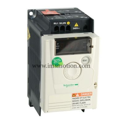 SCHNEIDER INVERTER ATV12H037M2-0.37KW 1PHASE