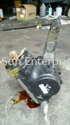 REPLACE STEERING BOX ASSY VOLVO FM12 V2 POWER STEERING BOX REPAIR & SERVICES TRUCK