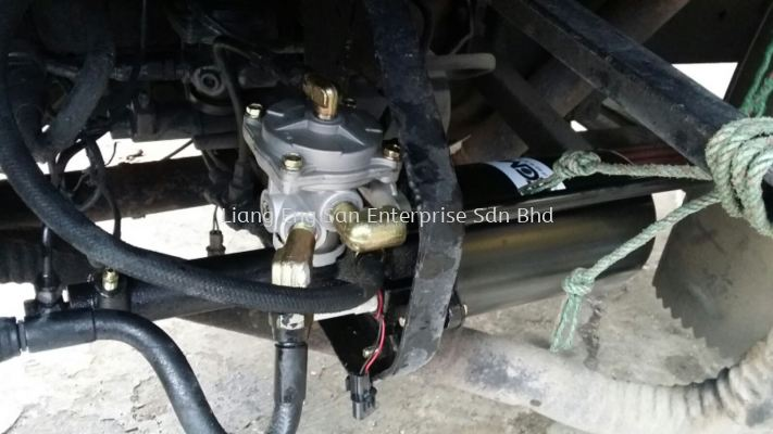 REPAIR AIR MASTER PUMP NISSAN