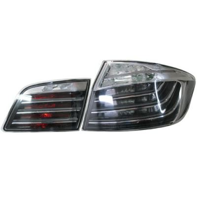 BMW F10 Rear Lamp Crystal LED Black