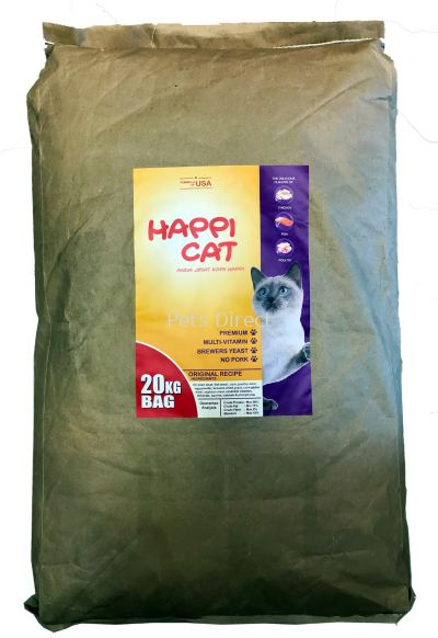 Happi Cat Cat Food 20kgs