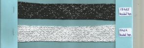 SHOELACE braided cotton tape Braided Cotton Tape