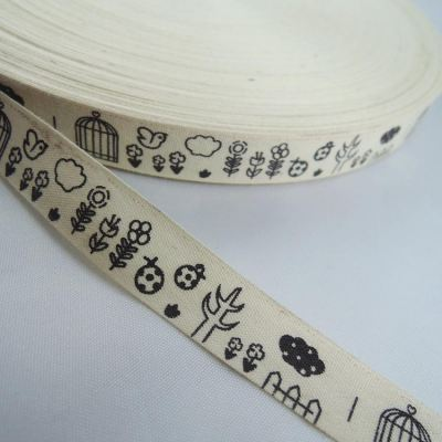 PRINTED cotton tape