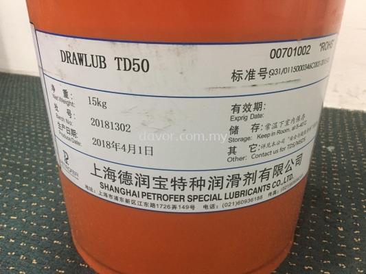 Petrofer Metal Forming Oil Drawlub TD 50
