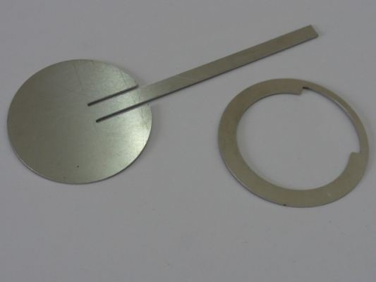 Medical Machine Laser Cutting Part