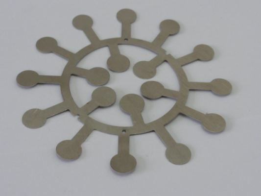 Engine Laser Cutting Part