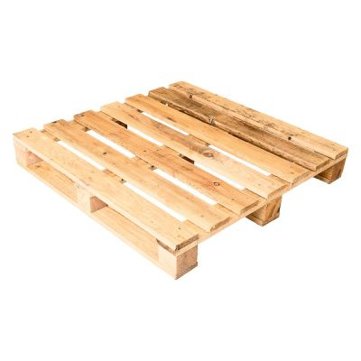 Four-Way Block Pallet