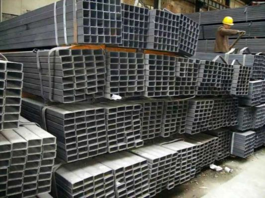 To suppy & installation hollow section 25*50*3.0mm